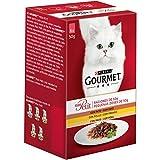 Purina Gourmet Mon Petit comida para gatos Selección de Carnes 6 x 50 g
