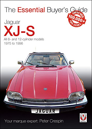 Jaguar XJ-S (Essential Buyer's Guide)
