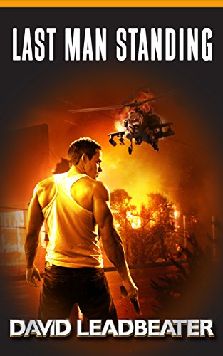 Last Man Standing (Matt Drake 8) by David Leadbeater