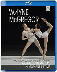 McGregor: Going Somewhere | A Moment In Time [Catherine Maximoff, Wayne McGregor] [Blu-ray] [2014] [Region Free]