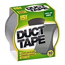 10M Duct Tape- Strong & reliable 48mm x 10m-Adhesives