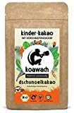koawach Bio koawach Trinkschokolade Dschungelkakao ohne Guarana (1 x 100 gr)