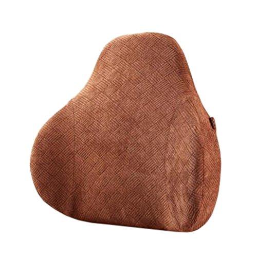 Blancho Coussin de voiture de coussin arrière élégant/soutien de taille de coussin de chaise de bureau #19