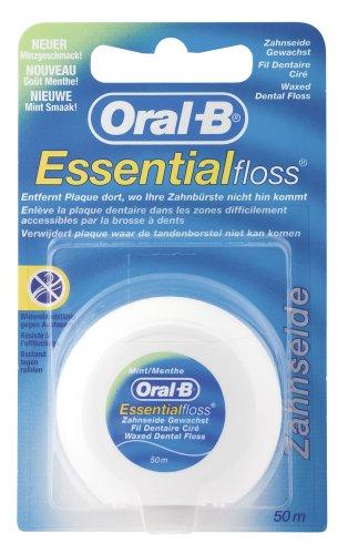 Oral-B Zahnseide gewachst, 12er Pack (12 x 1 Stück)