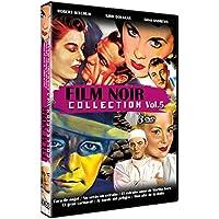 Film Noir Collection Vol. 5: Cara de Ángel + No serás un Extraño + El Extraño Amor de Martha Ivers + El Gran Carnaval + al Borde del Peligro + Más allá de la Duda