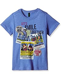 0a96d38d6 United Colors of Benetton Boys  T-Shirts  Buy United Colors of ...