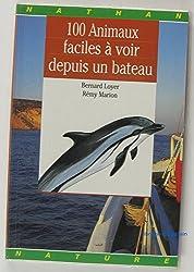 100 animaux faciles à voir depuis un bateau
