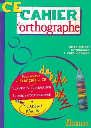 PACK CAHIERS DE FRANCAIS CE 2006 (Ancienne Edition)