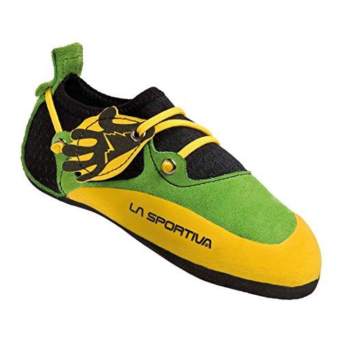 La Sportiva Kinder Kletterschuhe grün 30