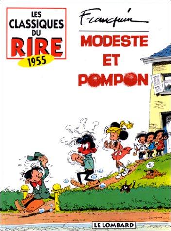 Modeste et Pompon : 1955