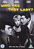 Who Was That Lady? [Import anglais]