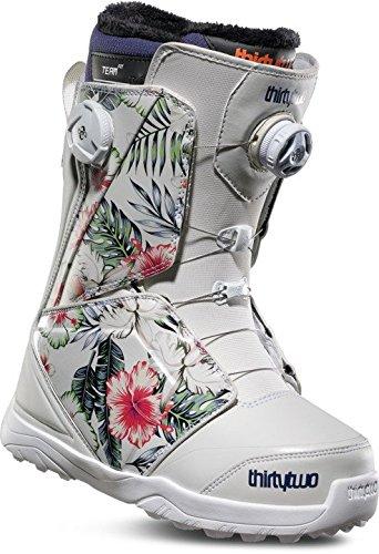 ThirtyTwo Damen Snowboardstiefel Double Boa '18 Snowboardstiefel Größe 41 Floral