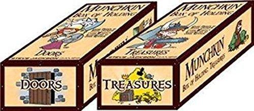 Steve Jackson Games 5518 Munchkin: Boxes of Holding - Juego de cartas Munchkin