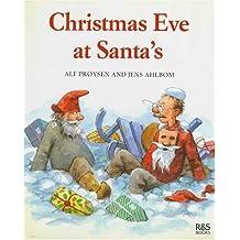 Christmas Eve at Santa's