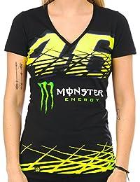 Tee Shirt Femmme VR46 Monza