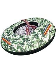 XY-Inflable de PVC de pequeño al aire libre de invierno redonda de esquí de nylon