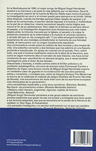Resumen del libro de Miguel Ángel Hernández EL DOLOR DE LOS DEMÁS