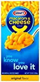 Produkt-Bild: Kraft Macaroni and Cheese The Cheesiest, 5er Pack (5 x 206 g Packung)