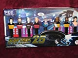 Star Trek, Pez Dispensers, 8 Count, Next Generation, Borg Picard by Walmart