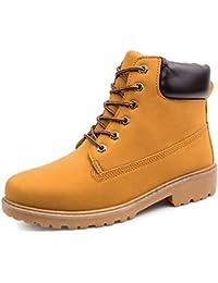 ASHOP Sneakers Scarpa Sneaker Uomo 2018 Stivaletti Bassi da Uomo Caviglia Bassa Autunno Inverno Casual (EU 39, Nero)