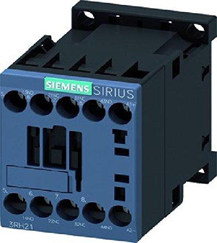 Siemens Schütz AUX 2Na + 2NC Dauerstrom 24V S00Schraube -
