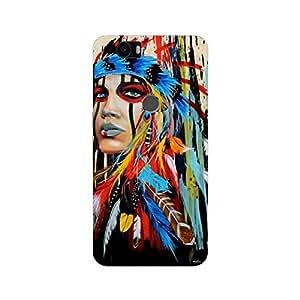 Huawei Nexus 6P Cover, Premium Quality Designer Printed 3D Lightweight Slim Matte Finish Hard Case Back Cover for Huawei Nexus 6P-Giftroom-162