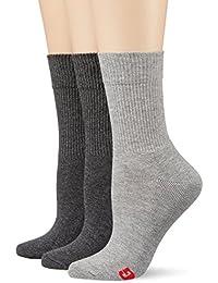 Mustang Socks, Calcetines para Mujer (Pack de 3)