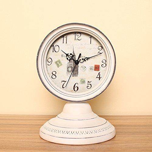 6 Zoll der Europäischen ästhetischen Fashion retro Watch Uhr Zimmer