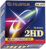 Fuji Disketten MF2HD 1,44MB 8,9cm (3,5Zoll) 10er Pack