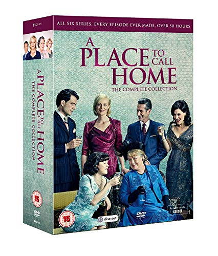 A Place to Call Home - Series 1 -6 Complete [DVD]