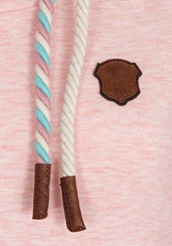Naketano Female Sweatshirt Reorder VIII Candy Muschi Melange