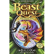 Beast Quest Pack: Series 8, 6 books, RRP £29.94 (Balisk; Bloodboar; Hecton; Koron; Kronus; Torno).