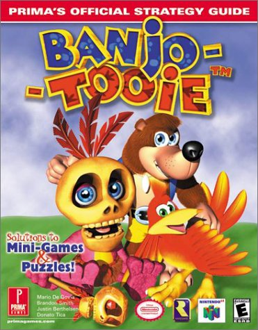 Banjo - Tooie: Prima's Official Strategy Guide (Prima's Official Strategy Guides)