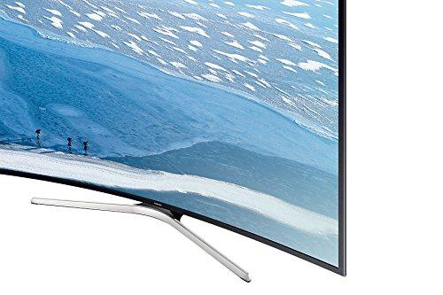Samsung UE40KU6100 6-Series Curved 4K UHD-Resolutie LCD TV, 40 – Inch