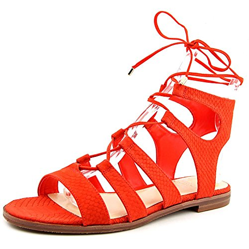 vince-camuto-tany-damen-us-6-orange-gladiator-sandale