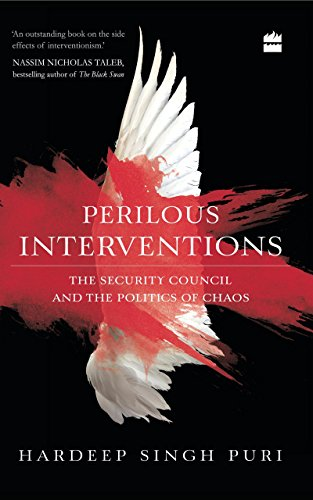 Perilous Interventions: The Security Council and the Politics of Chaos Image