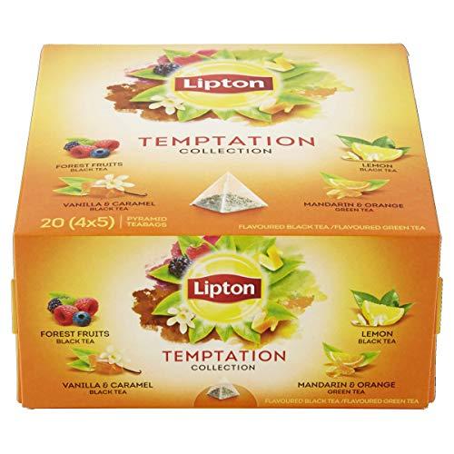 Lipton - Te', Collezione di Tentazioni - 34 g