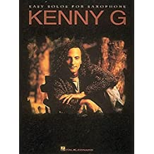 Kenny G Easy Solos For Saxophone Book