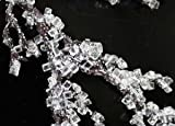 Package of 12 Artificial Ice Look Twig B...