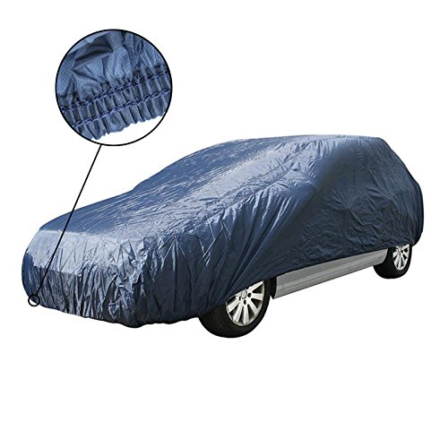 Ganzgarage XXL für SUV Winter geeignet 485x151x119cm Set