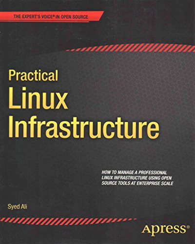 [(Practical Linux Infrastructure)] [By (author) Syed Ali] published on (January, 2015) par Syed Ali