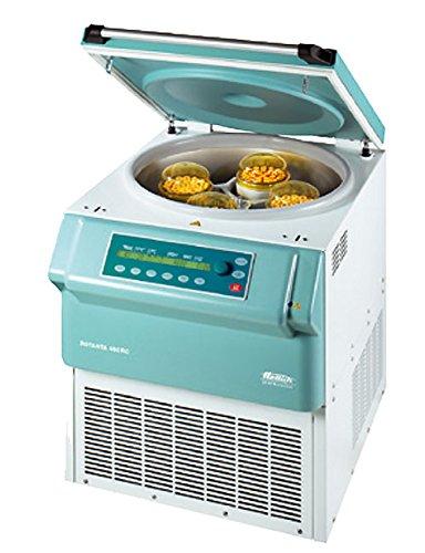 HETTICH FRANCE S.A.R.L. 472629 centrifuga della paillasse, ROTANTA 46 RF refrigerate in piedi
