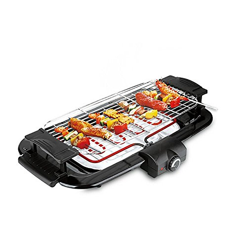 Electric Barbecue Grill-Regal-Rauchfreier Grill-Haushalts-Elektrischer Grill-Fleisch-Maschinen-Elektrischer Ofen-Grill Wahlweise 600 * 113 * 365Mm