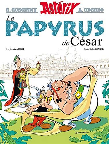 Asterix 36. Le Papyrus de César (Asterix Graphic Novels, Band 36)