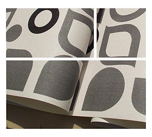 MCC Moderno minimalista in bianco e nero a scacchi tridimensionali
