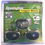 Remington Abzugsschloss, Trigger Block grün 3er Pack