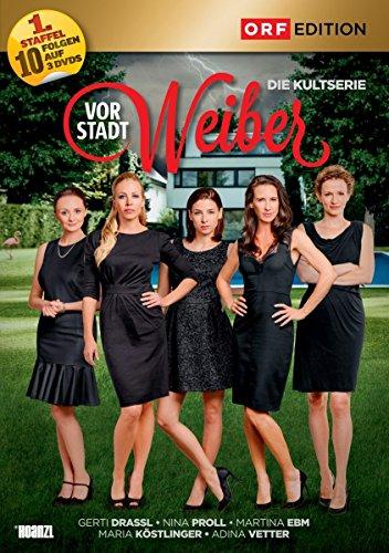 Vorstadtweiber – Staffel 1 [3 DVDs]