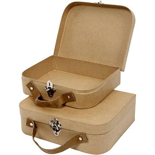 Creativ - Juego maletas manualidades 2 unidades