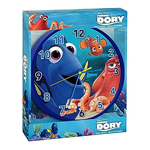 Disney WD17196 Pixar Finding Dory Wall Clock