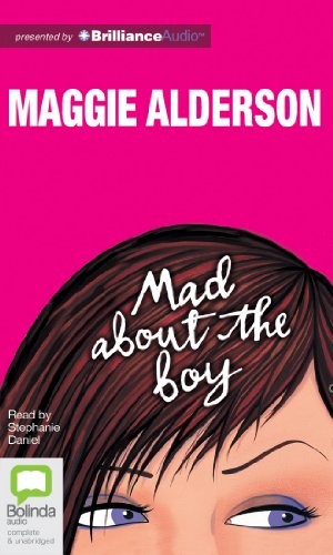 Mad About the Boy Cover Image